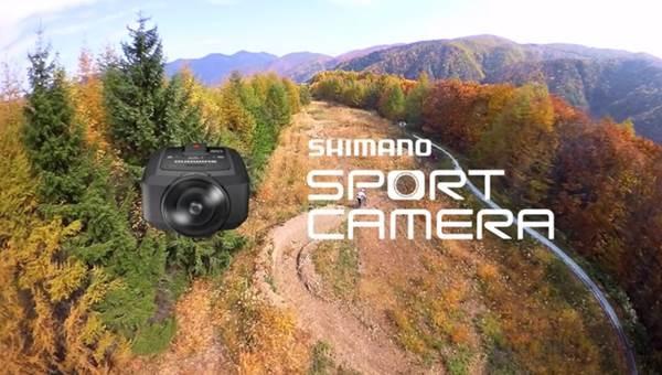 Shimano sportkamera