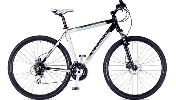 Vertigo férfi Cross kerékpár