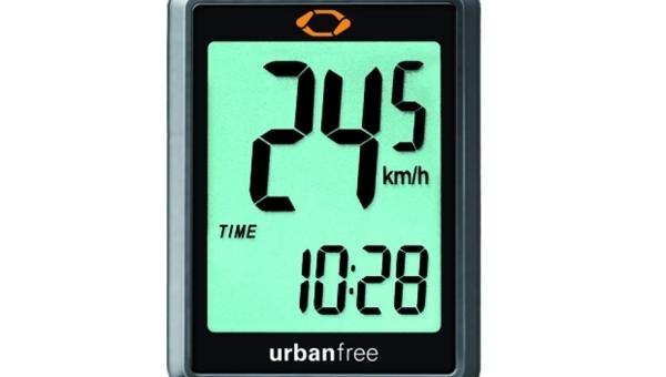 O-Synce Urban Free kerékpár komputer