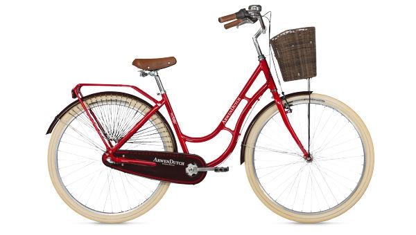 Kellys Arwen Dutch Red