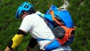 Shimano X-alps kerékpáros hátizsák