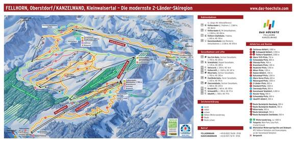Kleinwalsertal - Kanzelwand - Fellhorn