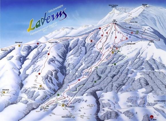 Laterns - Gapfohl