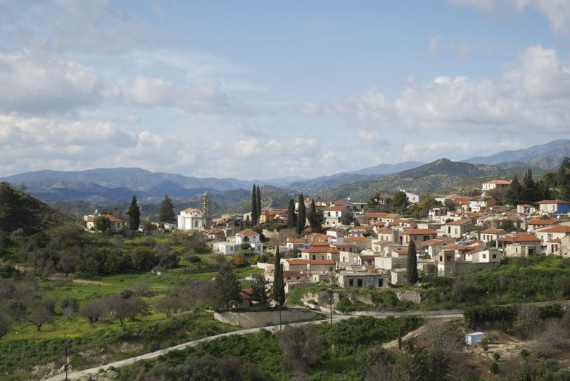 Ciprus Forrás: (c) Palatakia Village Resort