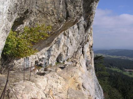 Hohe Wand Klettersteig : Der schönsten klettersteige in Österreich bergwelten
