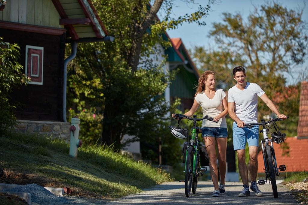 Kerékpáros csillagtúrák Forrás: Burgenland Tourismus_Peter Burgstaller