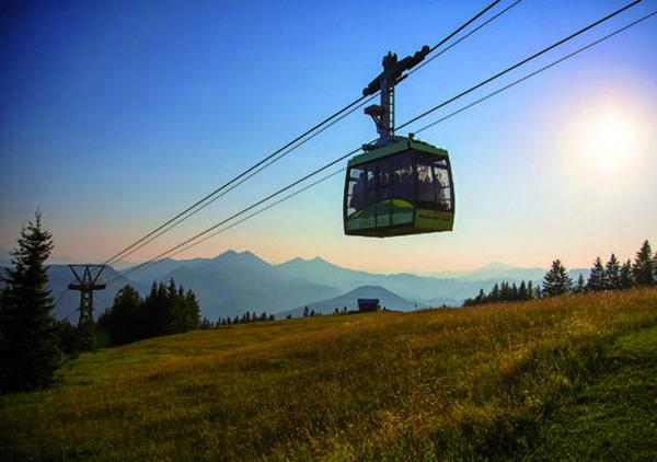 Mariazeller Land Forrás: www.hochsteiermark.at