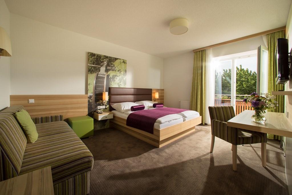 Hangulatos szoba a Paunger hotelben Forrás: Oststeiermark Tourismus (c) Karl Schrotter