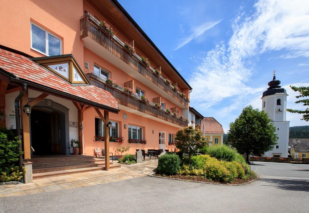 A Paunger hotel épülete Forrás: Oststeiermark Tourismus (c) Karl Schrotter