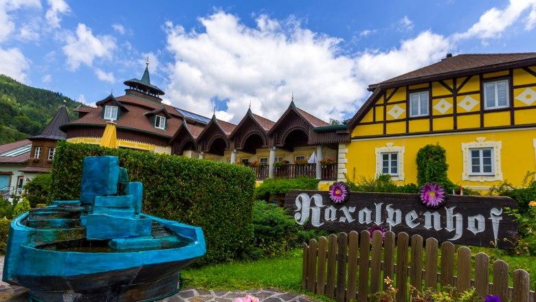 Hotel Raxalpenhof Forrás: (c) Wiener Alpen, Christian Kremsl