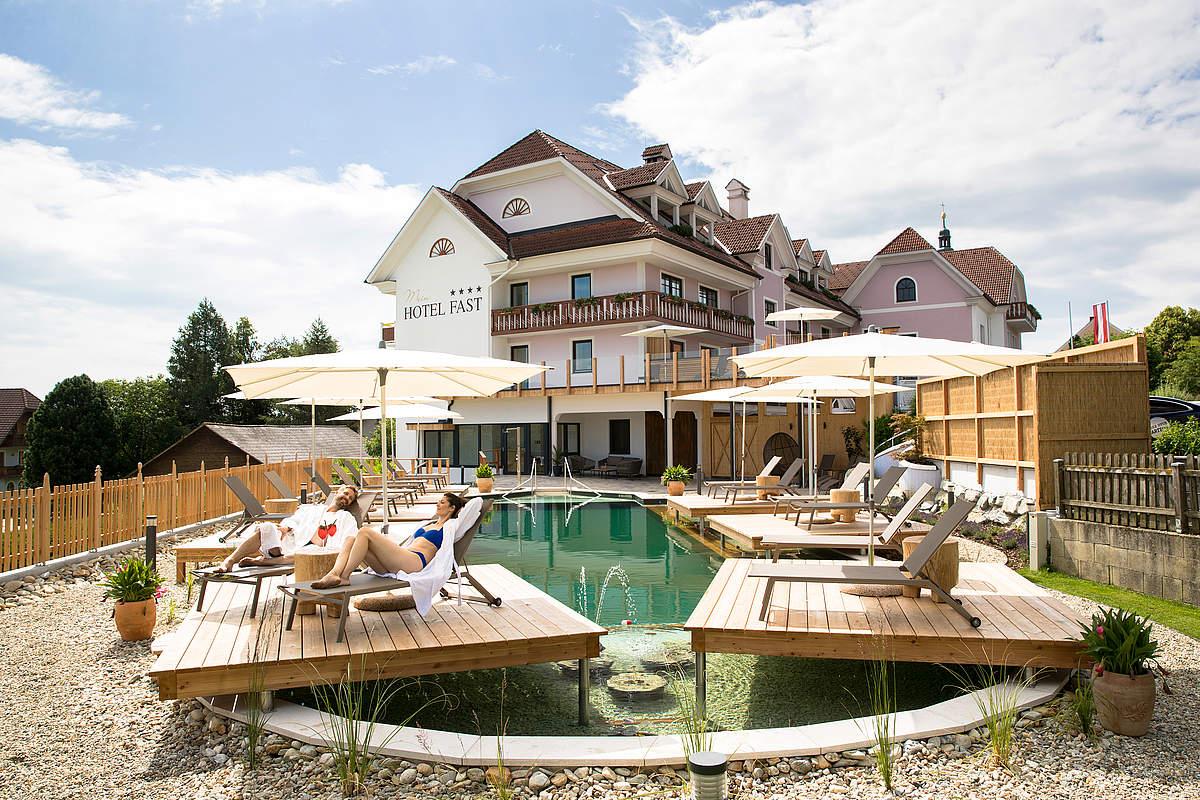 Mein Hotel Fast Forrás: (c) Oststeiermark Tourismus