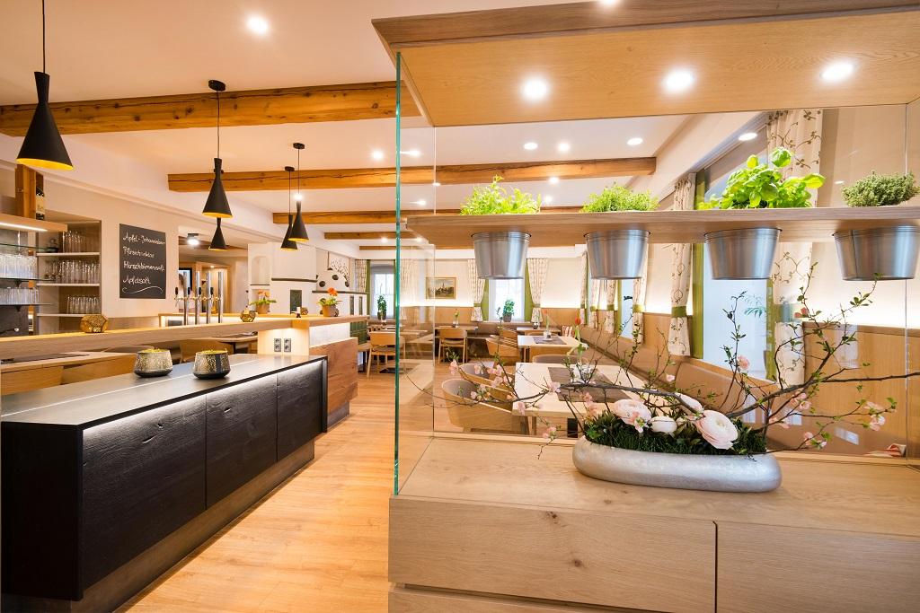 Joglland Hotel Prettenhofer étterem Forrás: (c) Fotostudio Alexandra