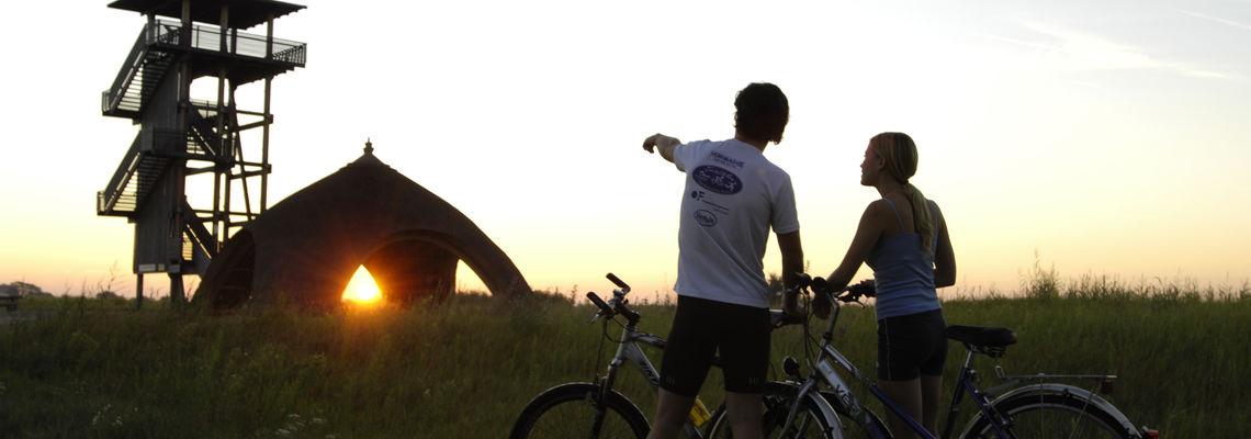 Kerékpáros élmények a pannon síkságon Forrás: (c) Burgenland Tourismus