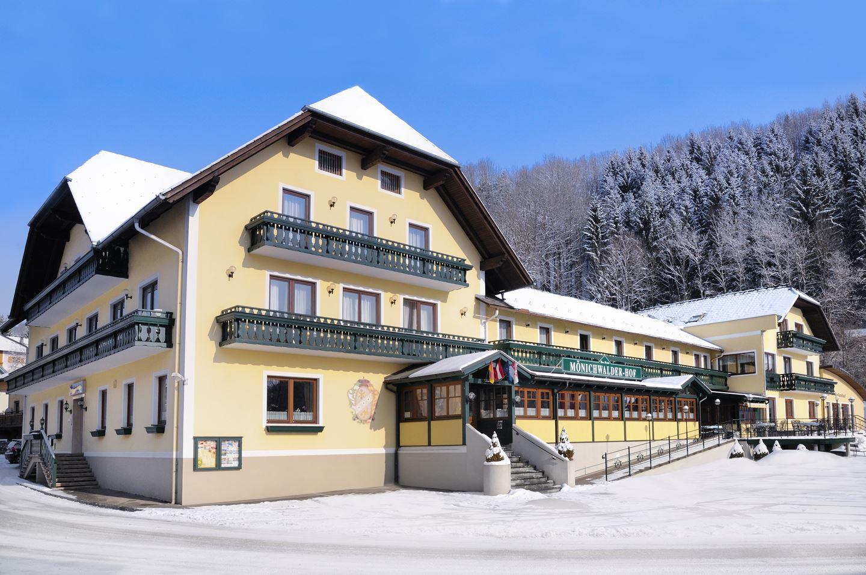Landhotel Mönichwalderhof Forrás: (c) Landhotel Mönichwalderhof