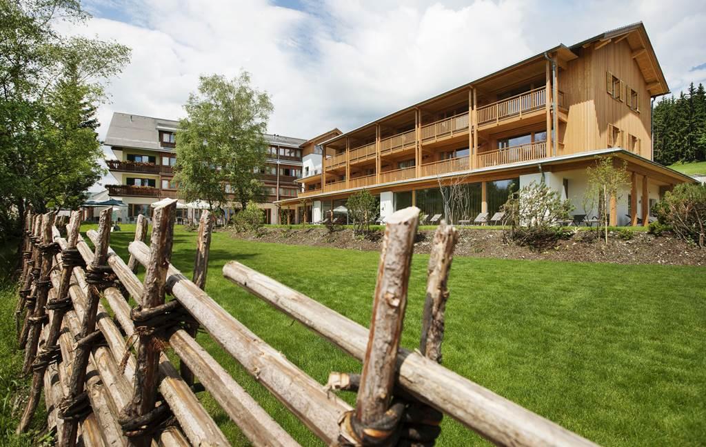 Naturparkhotel Bauernhofer Forrás: (c) Tourismusregionalverband Oststeiermark