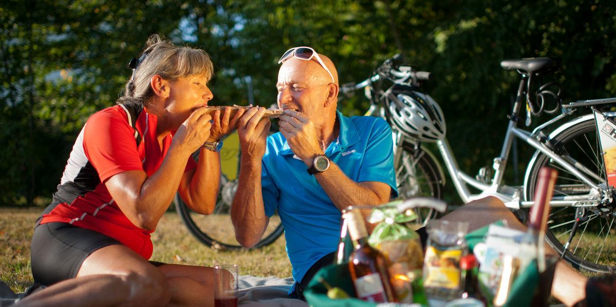 Bringázás a Paradies kerékpárúton Forrás: (c) Maxum-Jennik