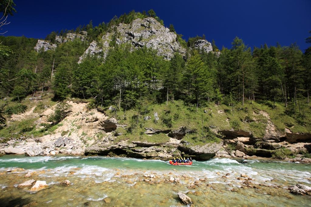 Rafting a Salzán Forrás: (c) Harry Schiffer_web