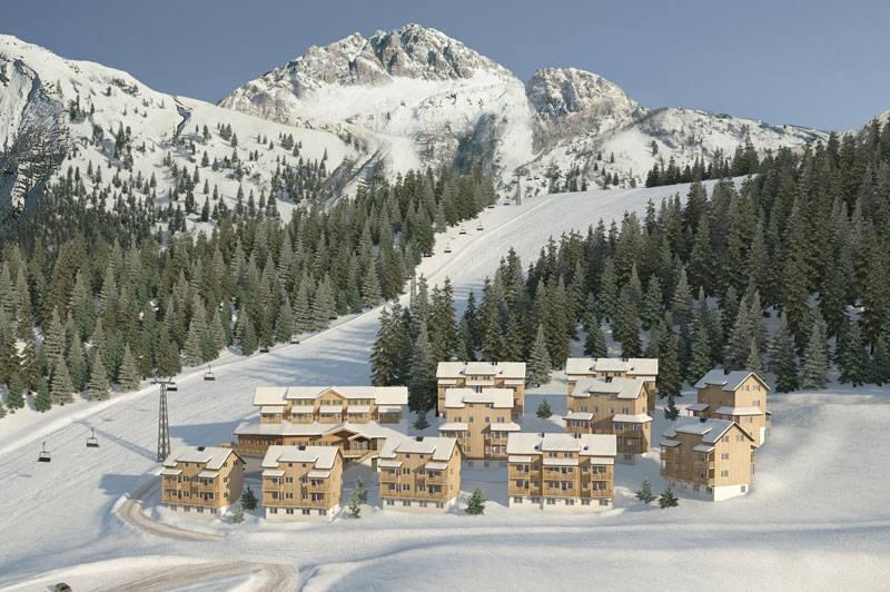 Alm Resort Forrás: (c) Nassfeld
