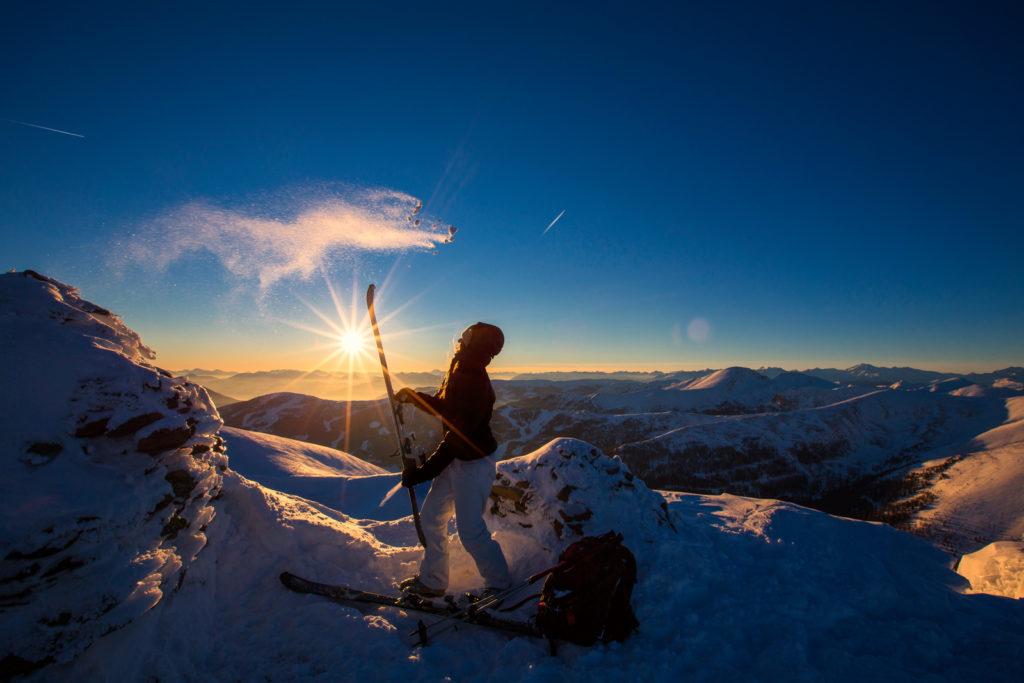 Nockberge-Trail Forrás: (c) Skitour-Falkert-Hundsscharte