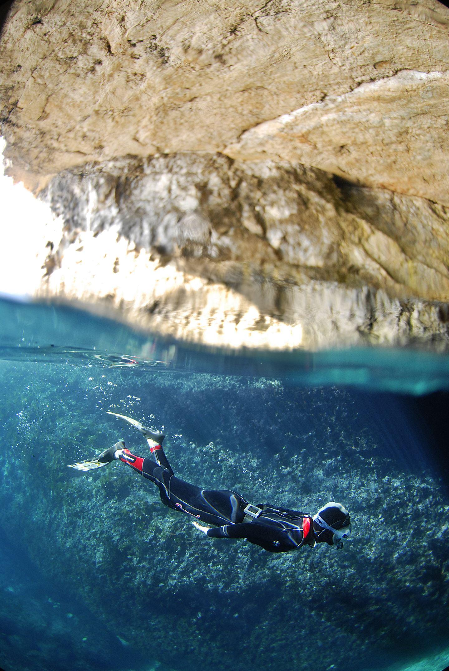 Snorkelezés Forrás: www.mcadventure.com.mt