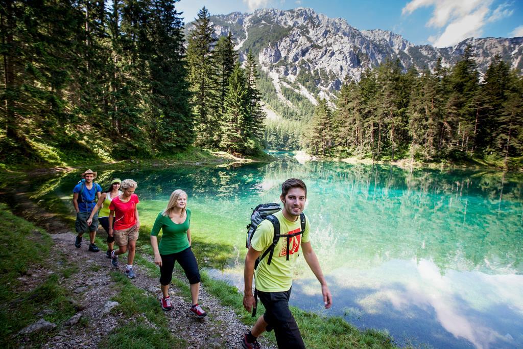 Hochsteiermark Zöld-tó Forrás: © Tomm Lamm