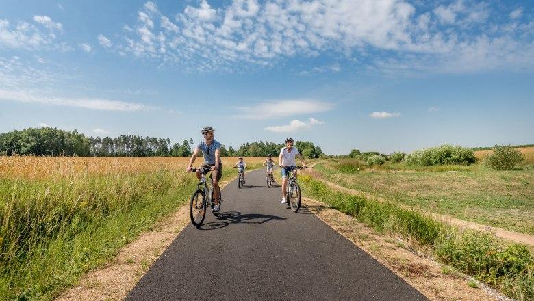 Thayakör kerékpárút Forrás: (c) Waldviertel Tourismus, ishootpeople.at