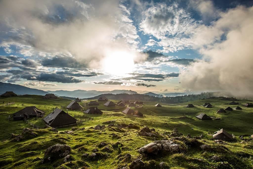Túrázás a Velika planinán Forrás: (c) TravelDudes