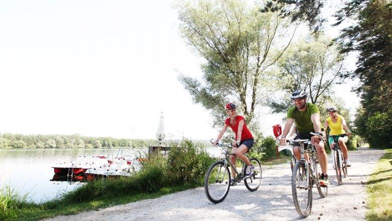 A Traisental-kerékpárúton haladva Forrás: © schwarz-koenig.at