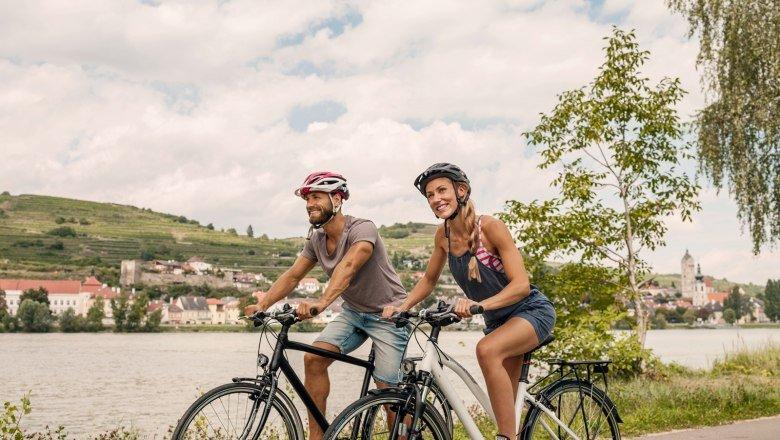 Duna menti kerékpárút Wachau-Krems Forrás: (c) Andreas Hofer