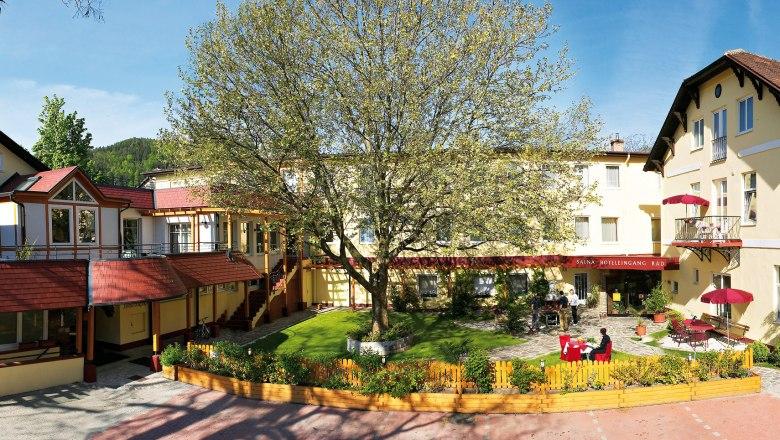 Hotel Payerbacherhof ForrĂĄs: © C. Redtenbacher
