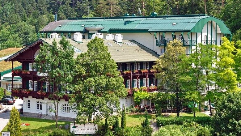 Hotel Schneeberghof Forrás: (c) Hotel Schneeberghof
