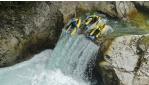 Riverbug akciótúra Wildalpenben a Salzán | www.mozgasvilag.hu
