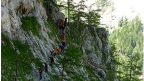 Via Ferrata: Rax-Alpok (kezdőknek) | www.mozgasvilag.hu