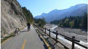 Kerékpártúra a milleneumi vasút nyomvonalán | www.mozgasvilag.hu