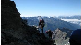 Grossglockner 3798 m csúcsmászás | www.mozgasvilag.hu