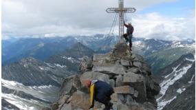 Hochalmspitze (3360 m) csúcsmászás | www.mozgasvilag.hu