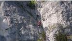 Hohe Wand Extrém D-E via ferrata   www.mozgasvilag.hu