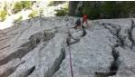 Sziklamászás Veliki Cuk (559 m) | www.mozgasvilag.hu