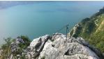 Garda-tó via ferráta könnyű B-C   www.mozgasvilag.hu
