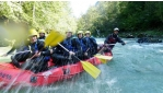 Rafting, kanyoning, kenu- és riverbug a Salzán