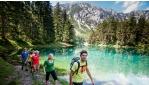 Túrák Kapfenberg és a Zöld-tó környékén