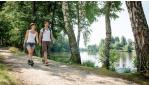 5 nap túrázás a Lainsitz völgyében