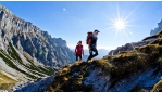 Alpesi túranapok a BergZeitReise útvonalán