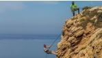 Abseiling/szikláról való ereszkedés