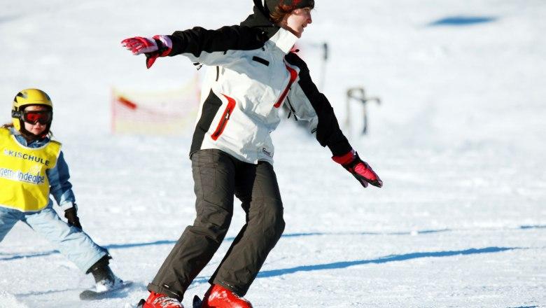 Tanulj síelni Annabergen! Forrás: (c) weinfranz.at