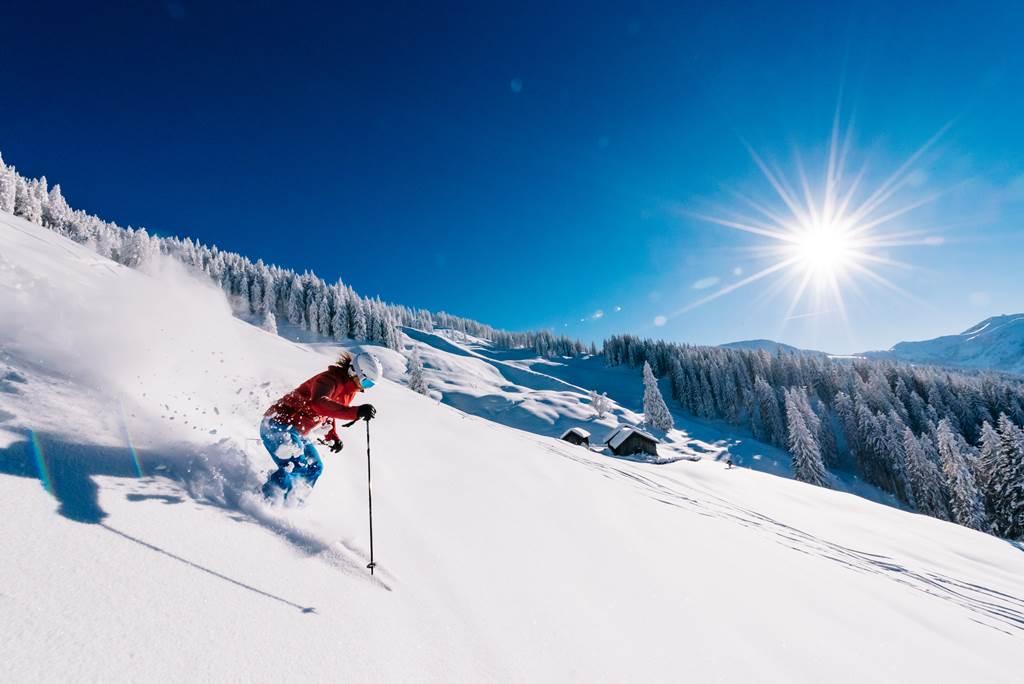 4=3 síelés kedvezményes áron! Forrás: © Ski amadé