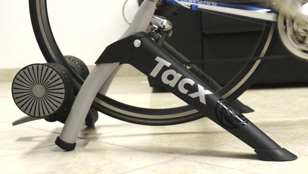 Tacx - görgős FTP teszt