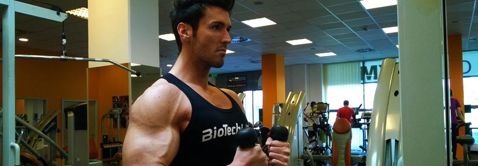 Bicepsz és Tricepsz szuperszett